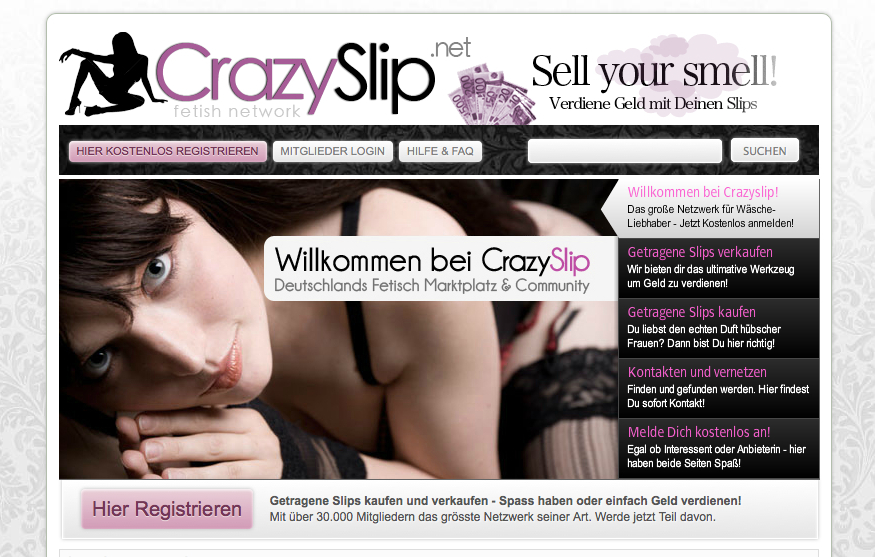 crazyslip screenshot